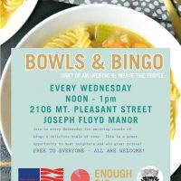 Bowls and Bingo