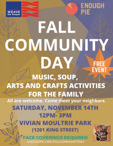 In Bloom: Awakening Fall Community Day