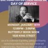 Dr. Martin Luther King Jr. Day of Service